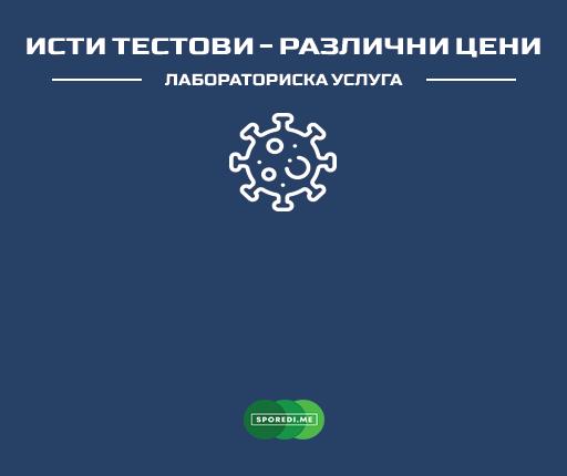 Covid-19 тестови – декември 2020