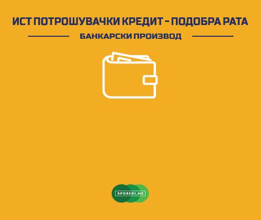 Потрошувачки кредит – март 2021