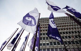 Акциите на НЛБ паѓаат по истекот на правата на дивидендата