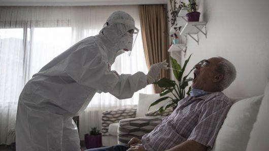 Рекорден број на лица заразени од корона вирусот