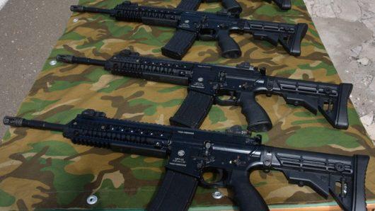 Турски пушки за армијата на Македонија