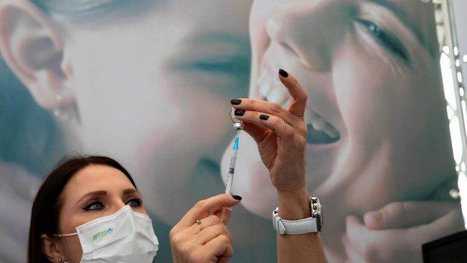 ЕУ има вакцинирано 70% од возрасната популација