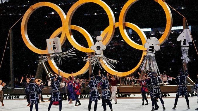 Отворени Олимписките игри во Токио