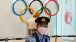 Во Олимпиското село во Токио, едно лице се покажа позитивно на корона