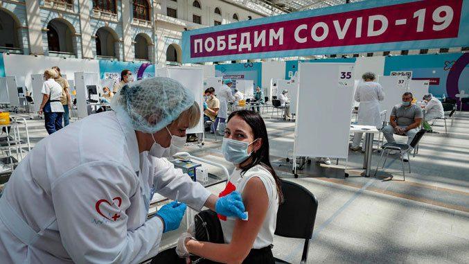 Русија има најмногу смртни случаи за еден ден од почетокот на пандемијата