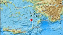 Грција и Турција се затресоа: Земјотрес во Егејското Море