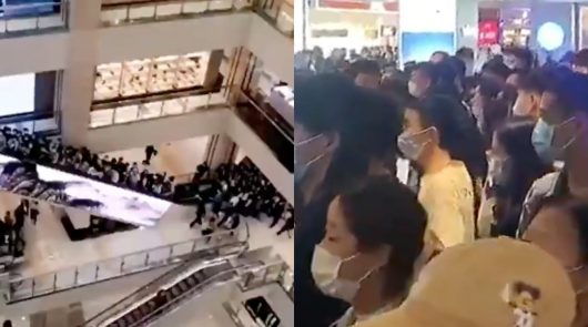 Новиот iPhone направи невиден хаос во кинеските продавници