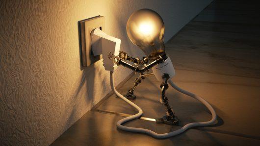 Цената на струјата за домаќинствата зголемена за 0,2%