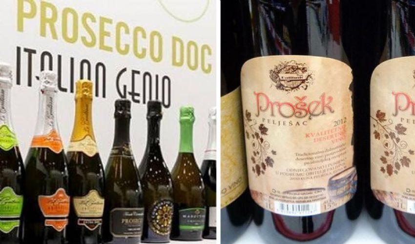 """Хрватска и Италија повторно """"во војна"""" заради заштита на италијанското """"Prosecco"""""""